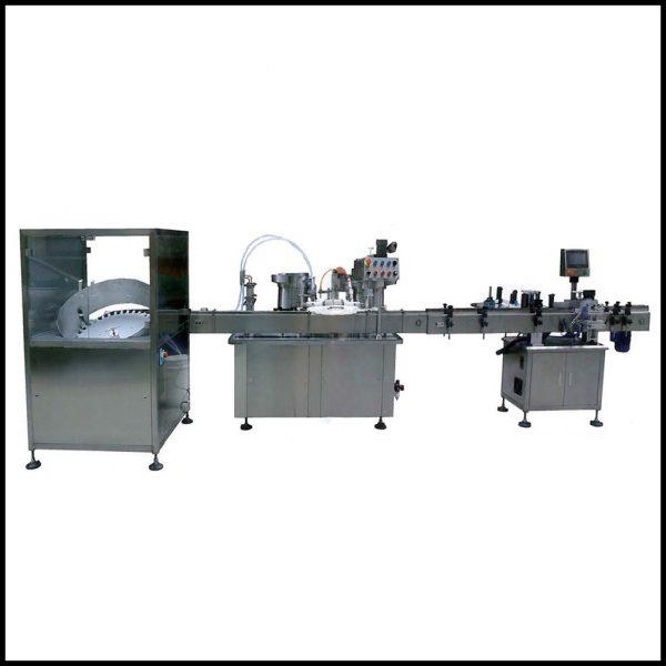 Capping machine,bottling machine,packing machine,bottle filling machine,liquid filling machine,bottle packing machine at Sidsam Group